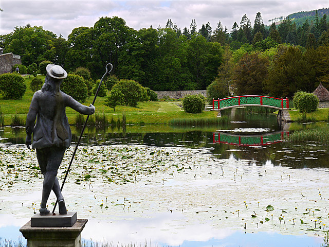 Discover 700 years of Scottish History  at Blair Castle