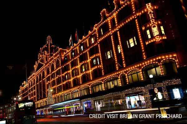 Shop at Harrods