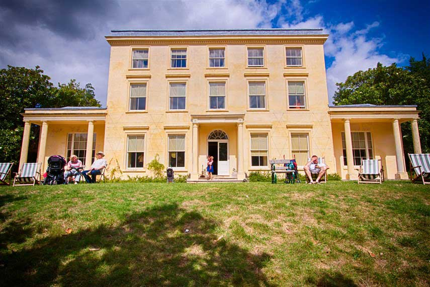 "Visit Agatha Christie's summer home, Greenway,  ""the loveliest place in the world"""