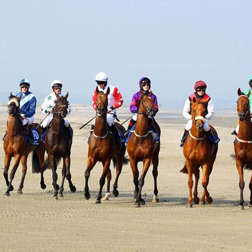Horse Racing On the Beach – Irish Racing Experience - Dublin – 9 to 13 September 2015 - 4 Nights