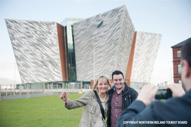 Titanic Belfast – where many of the memorable Game of Thrones™ interior scenes were shot