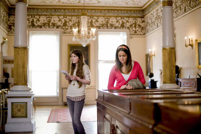 Discover Dublin's immense literary heritage at the Writers Museum