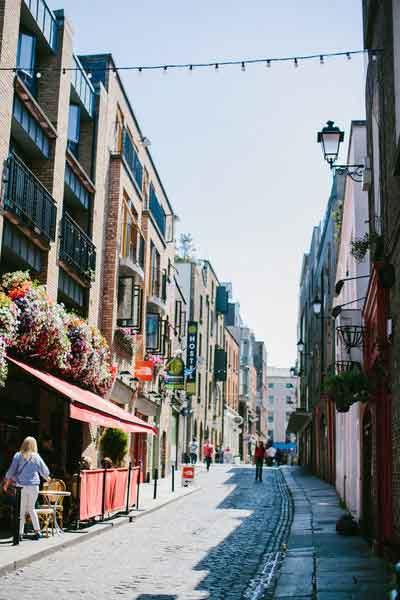 Enjoy a panoramic tour of Dublin City