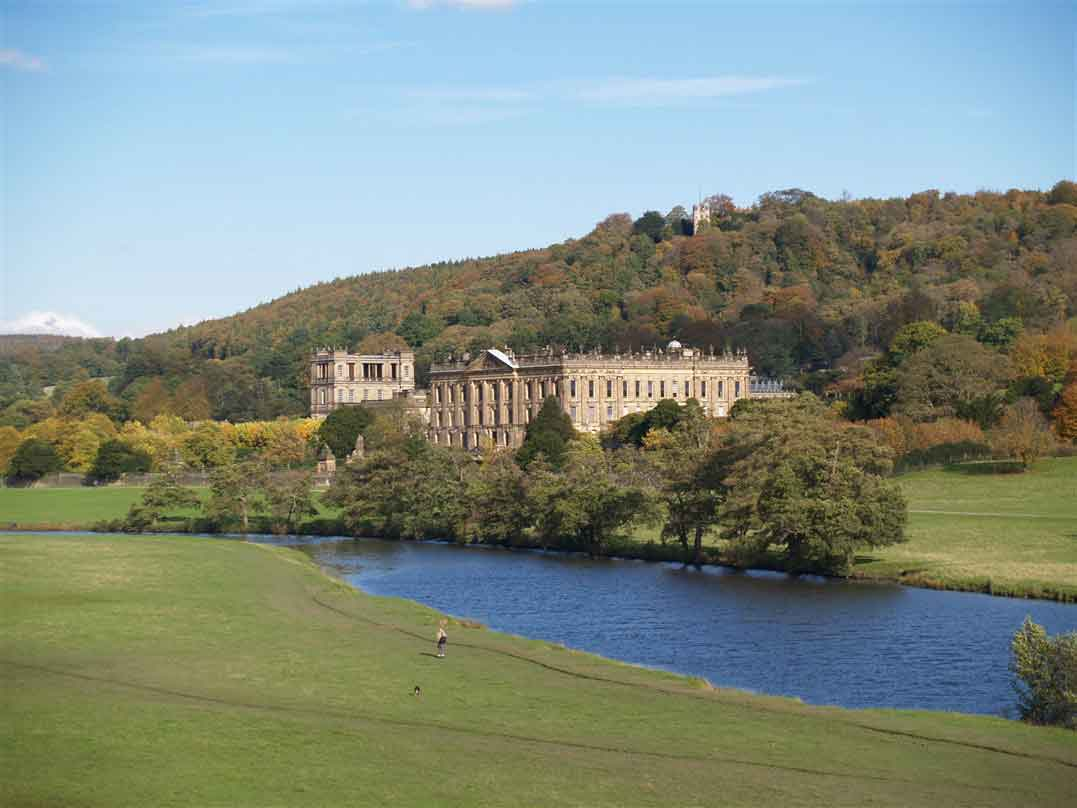 Enjoy the Peak District National Park, a world of contrasting natural beauty