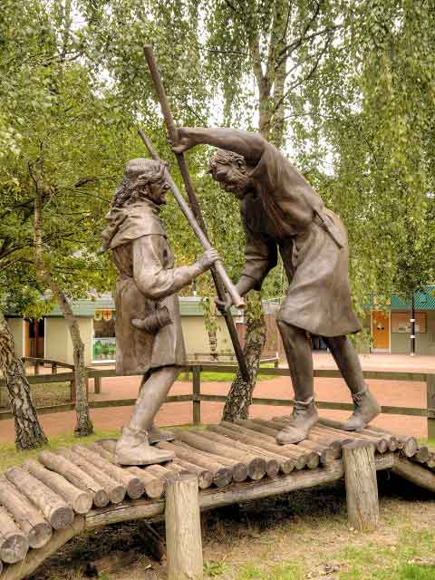 Visit Sherwood Forest, Robin Hood country