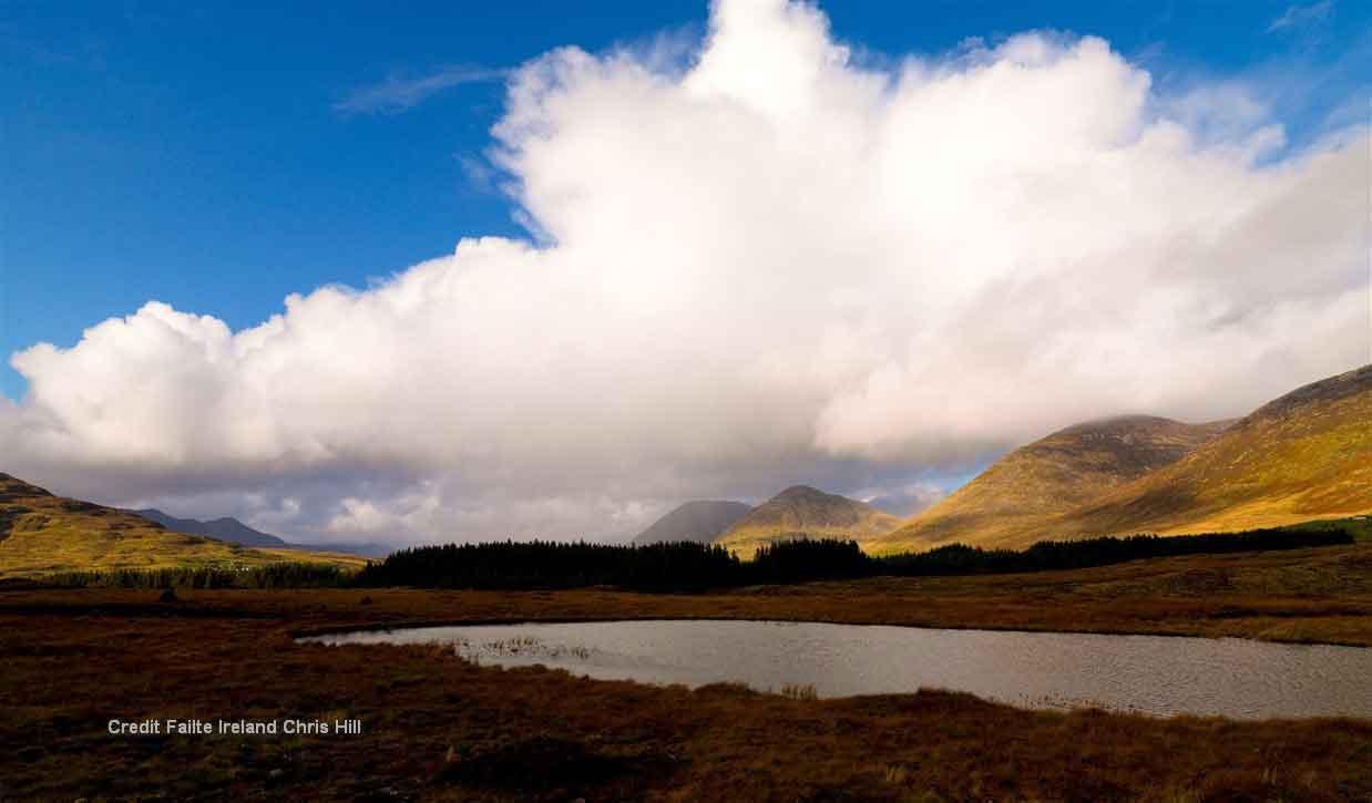 Tour Connemara National Park, regarded as the real emerald of Ireland