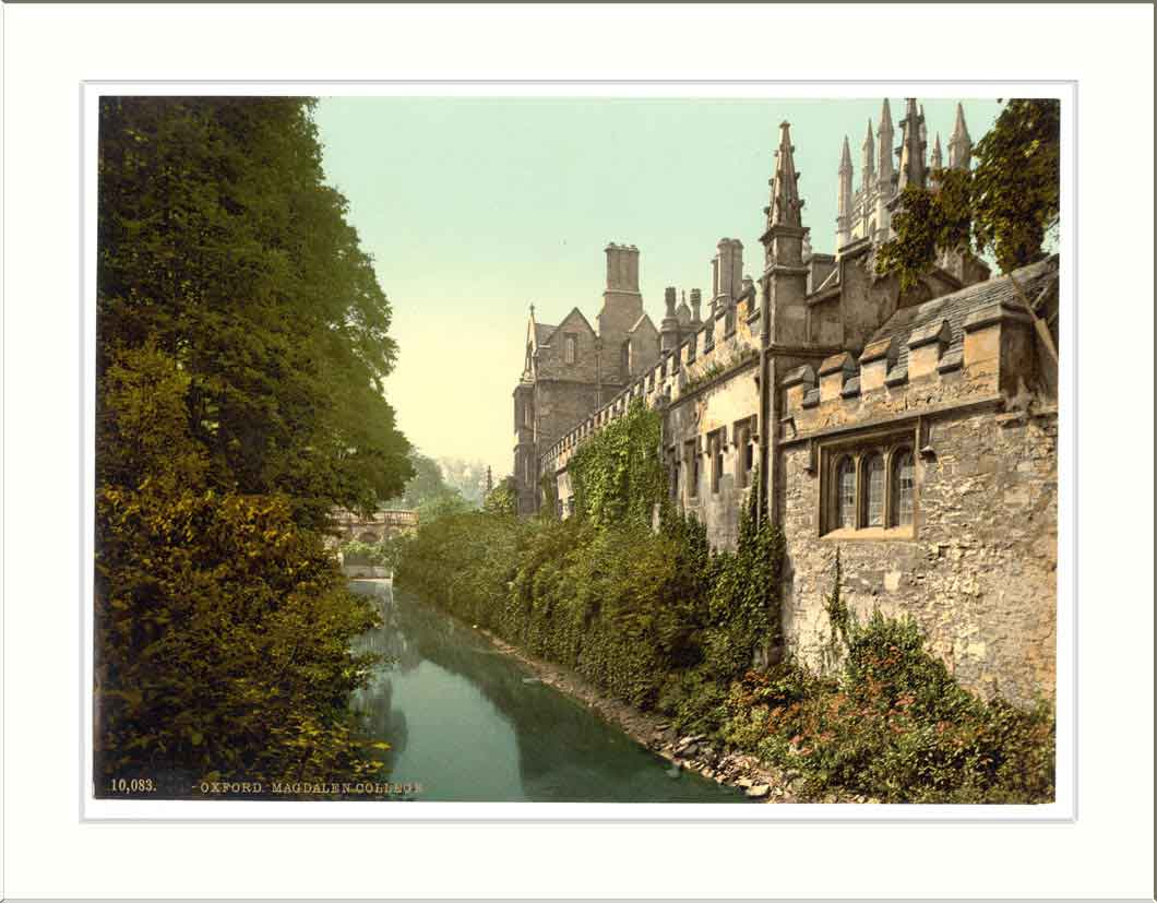 Enjoy a tour of Oxford and visit one of the famous colleges