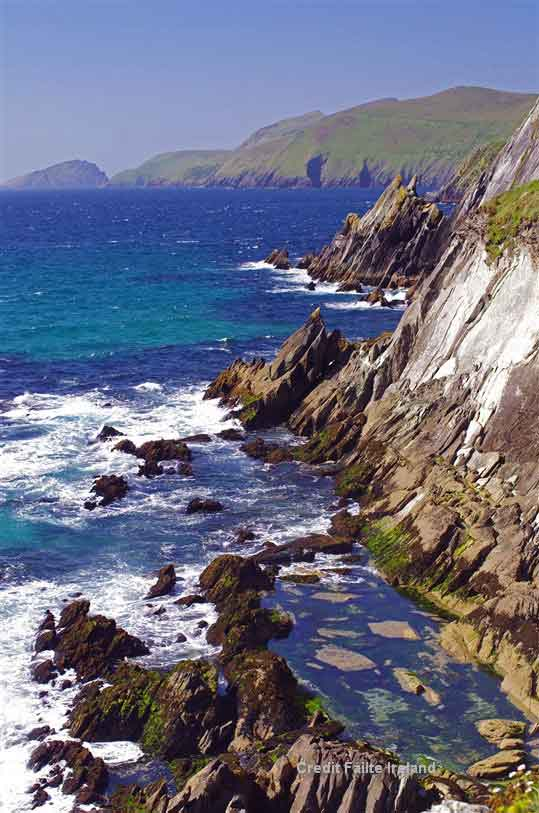 Tour one of Ireland's most scenic routes around the Ring of Kerry