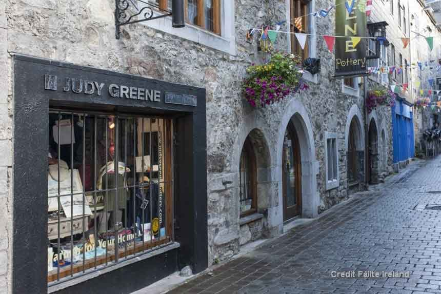 Galway - its medieval streets, waterways make Galway one of the most charming cities in Ireland