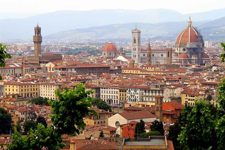 Florence-  one of the most beautiful cities in Italy
