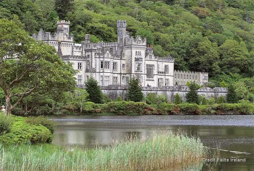 Discover the magic, beauty and peacefulness of  Kylemore Abbey