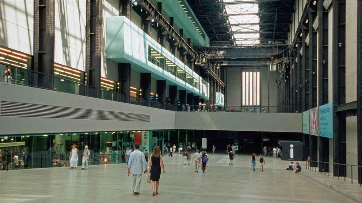 Tate Modern gallery (Herzog & de Meuron)