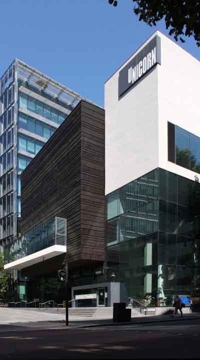 Unicorn Theatre for Children (Keith Williams Architects)