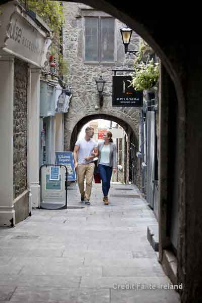 Kilkenny - once a splendid Medieval city
