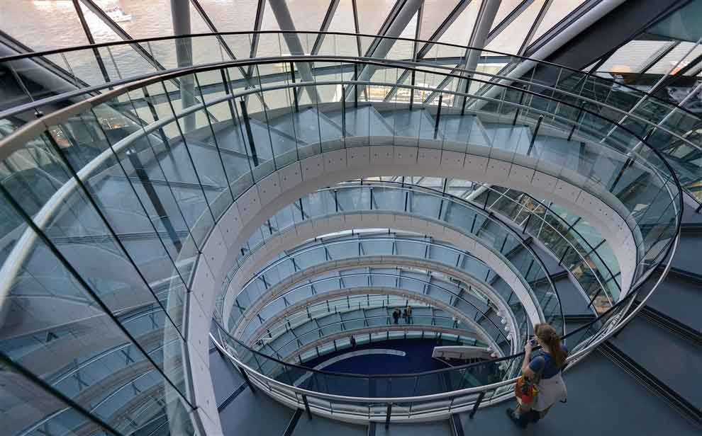 London City Hall (Foster and partners)