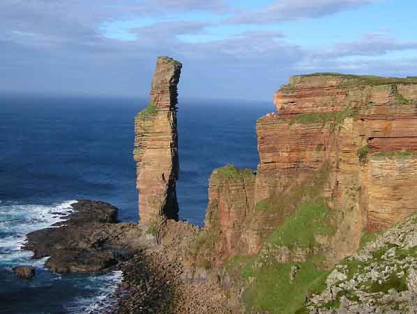 Tour the island of Orkney and marvel at the Old Man of Hoy, seabirds and one of the best preserved examples of an ancient Norse town