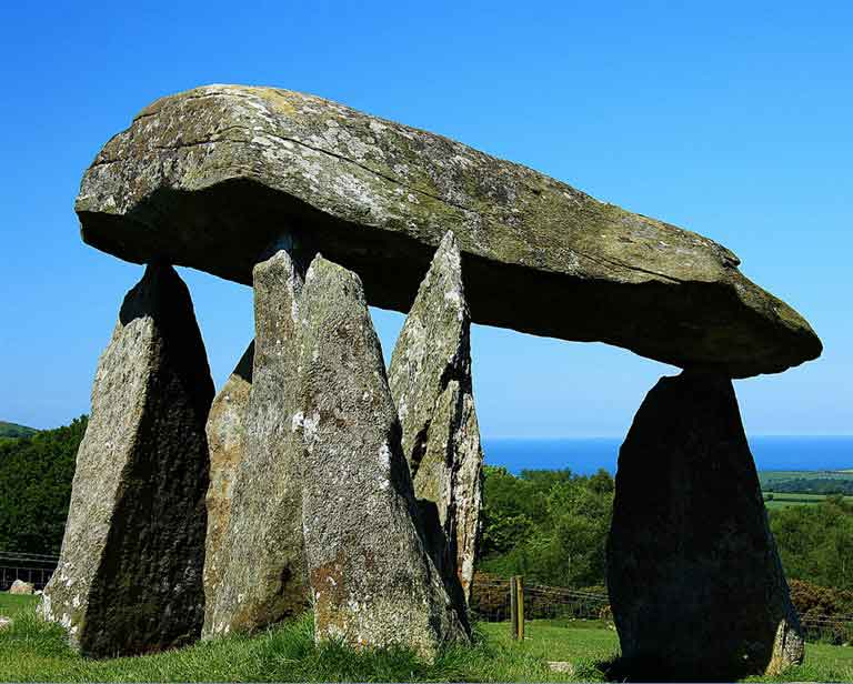 Visit PentreIfan, The most popular megalithic site in Wales Snowdonia National Park said to be King Arthur's tomb