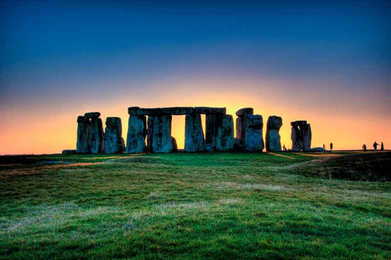 Admire Stonehenge, a masterpiece of engineering and the best-known prehistoric monument in Europe