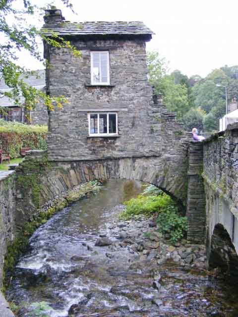 Wander around Ambleside, one of the jewels of the Lakes blessed with beautiful scenery