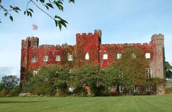 Visit Perth and admire Scone Palace