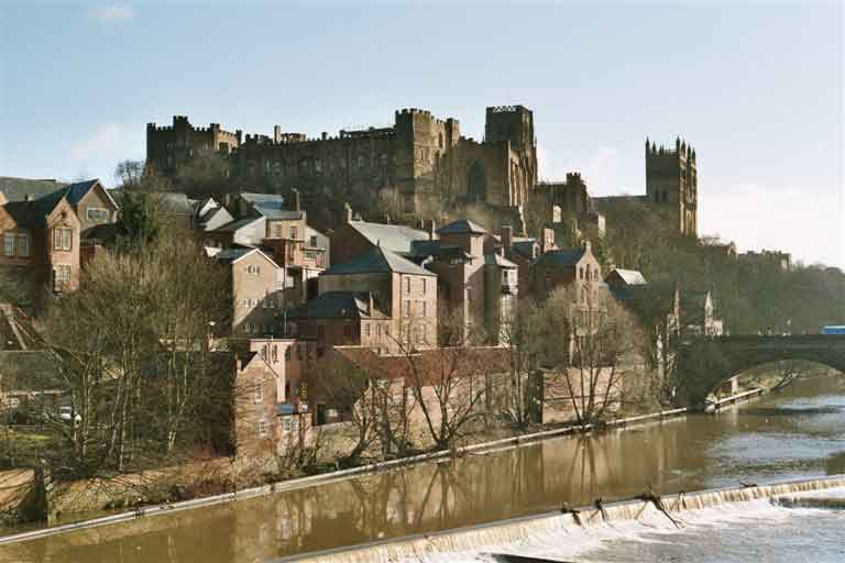 Discover the old English University City of Durham