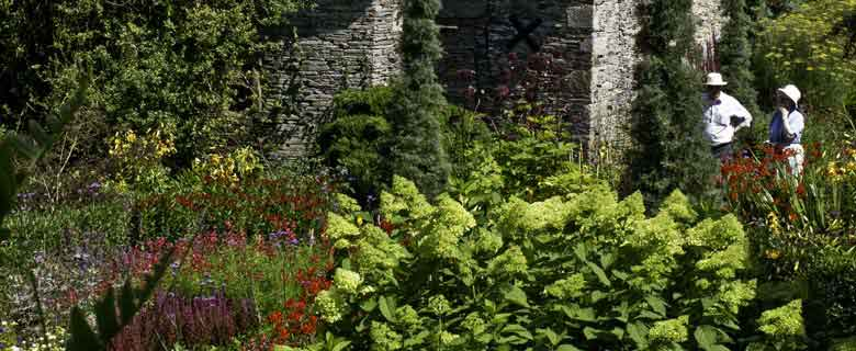 Garden House with nearly 6,000 plant varieties to admire
