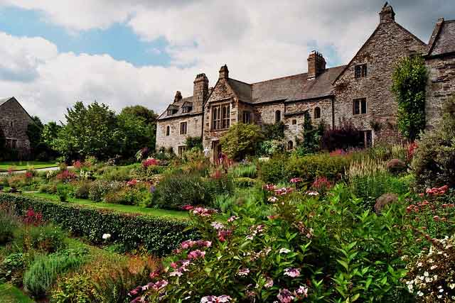 Cotehele House and Garden, a Tudor house with superb collections, and garden