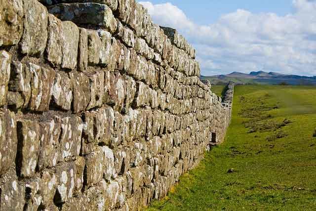 See Roman Britain's Hadrian's Wall