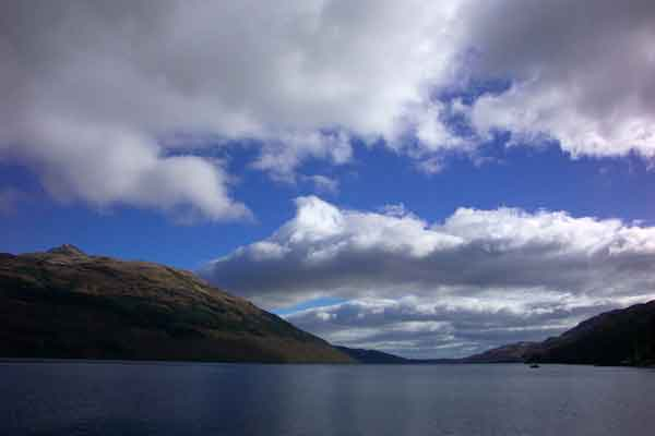 Admire the beauty of Loch Ness and Loch Lommond