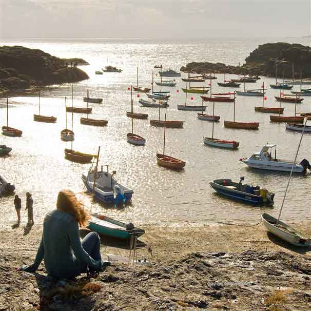 Tour Anglesey island, an area of outstanding beauty