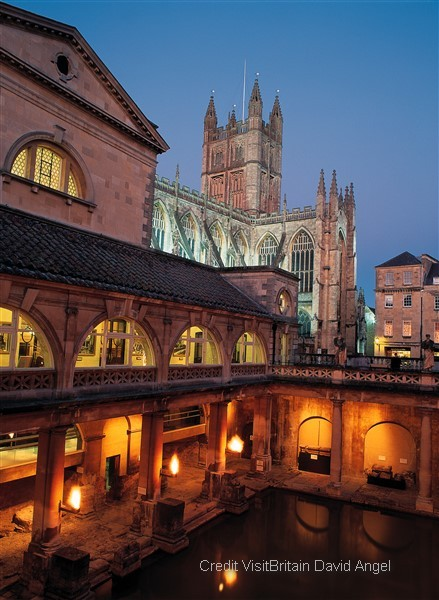 Enjoy a walking tour of Bath and discover the places where Jane lived, walked, visited, and shopped. Places made famous in her Bath novels: