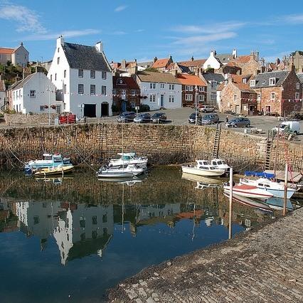 Crail - an historic fishing village
