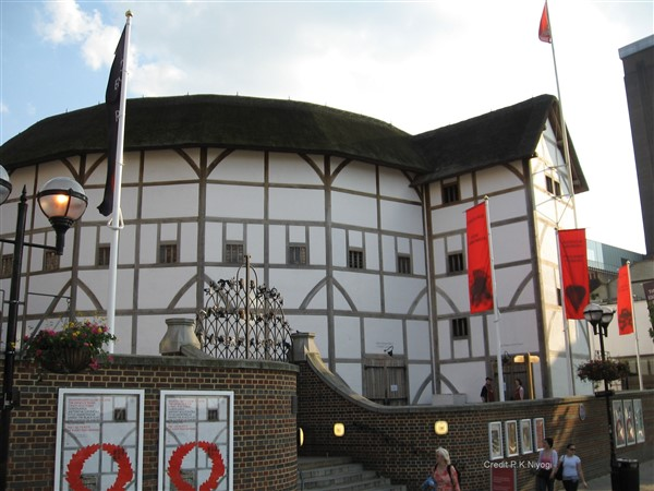 Visit Shakespeare's Globe Theatre, take in a performance and learn about Elizabethan London