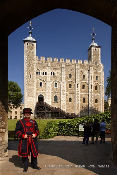 Discover over 1000 years of history at the Tower of London