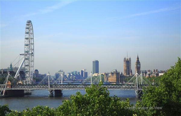 Tour of London's West end
