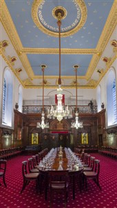 Host your quests in one of the great Livery Companies of the City of London