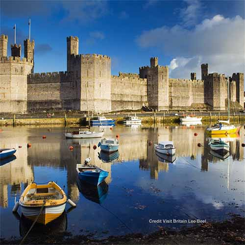 Heart of England and Wales - 7 Nights