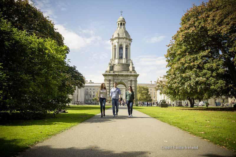 Dublin City panoramic tour
