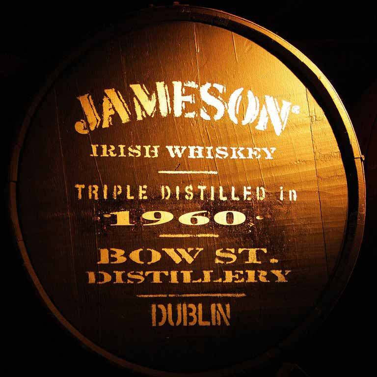 Relive the story of John Jameson at the Old Jameson Distillery