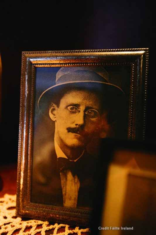 Gain an insight into the Dublin that inspired James Joyce's work