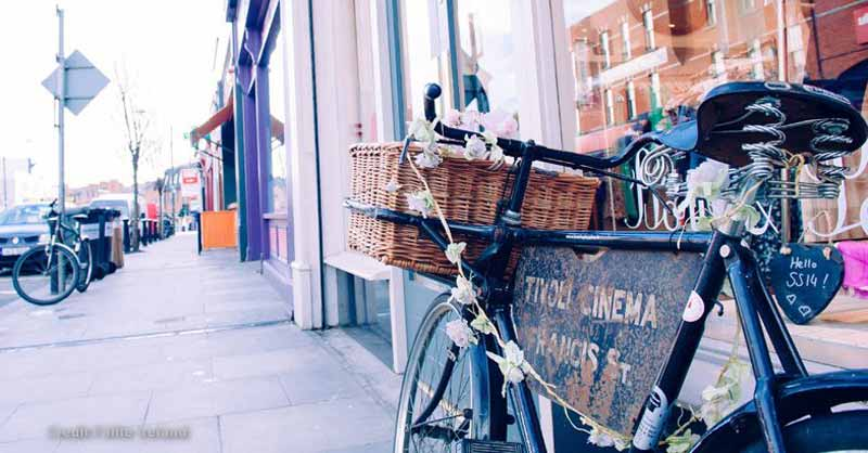Discover the arts and antiques quarter running the length and breadth of Francis Street