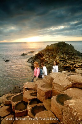 Explore the hidden wonders of the North Antrim Coast including the world famous Giant's Causeway