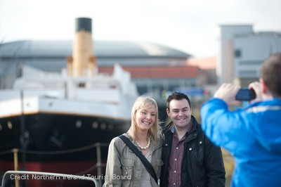 Re-live the entire Titanic story from her birth in Belfast to the fateful maiden voyage
