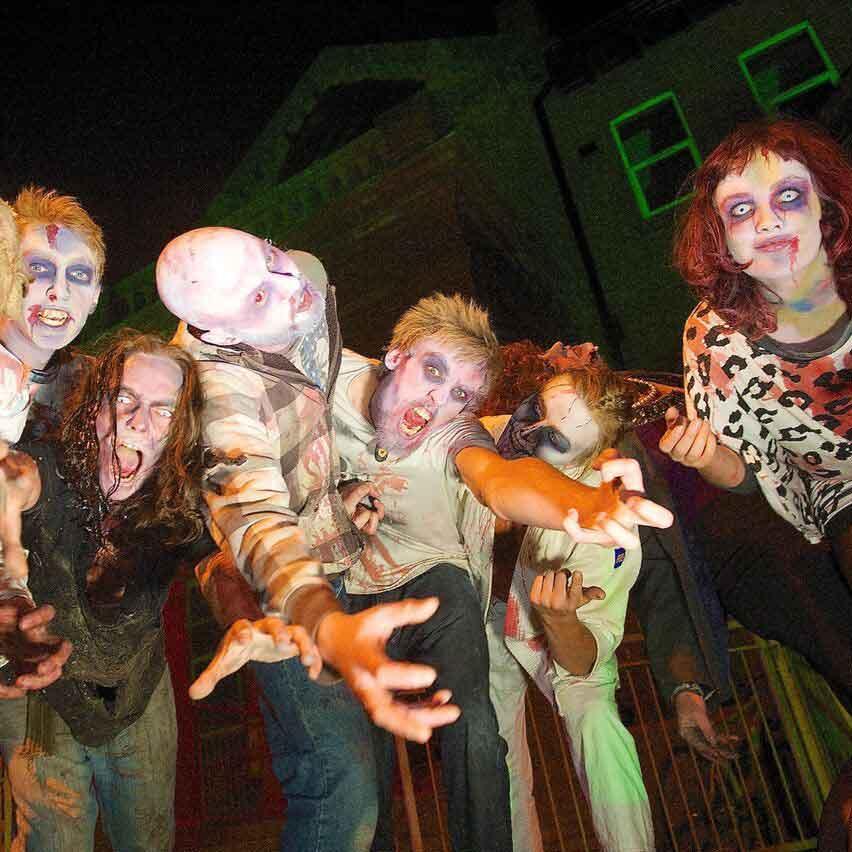 Halloween Carnival Weekend – Derry, Northern Ireland: 29 October – 1 November 2015
