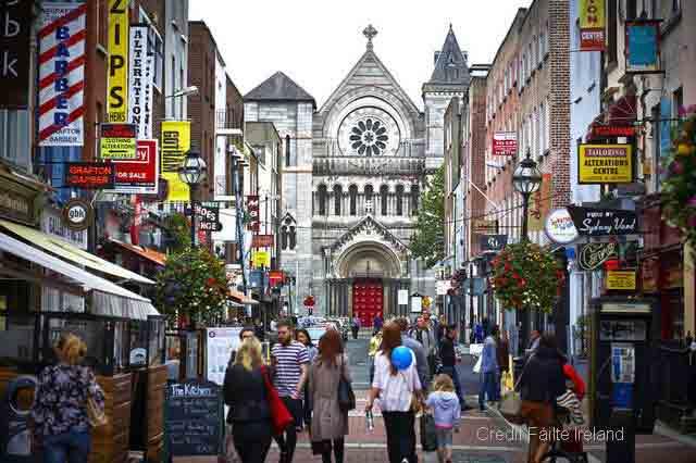 Explore the city of <b>Dublin </b>