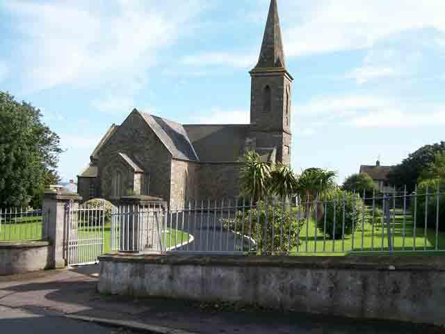 <b>Church of St Nicholas</b> (Church of Ireland) - the largest medieval church in Ireland