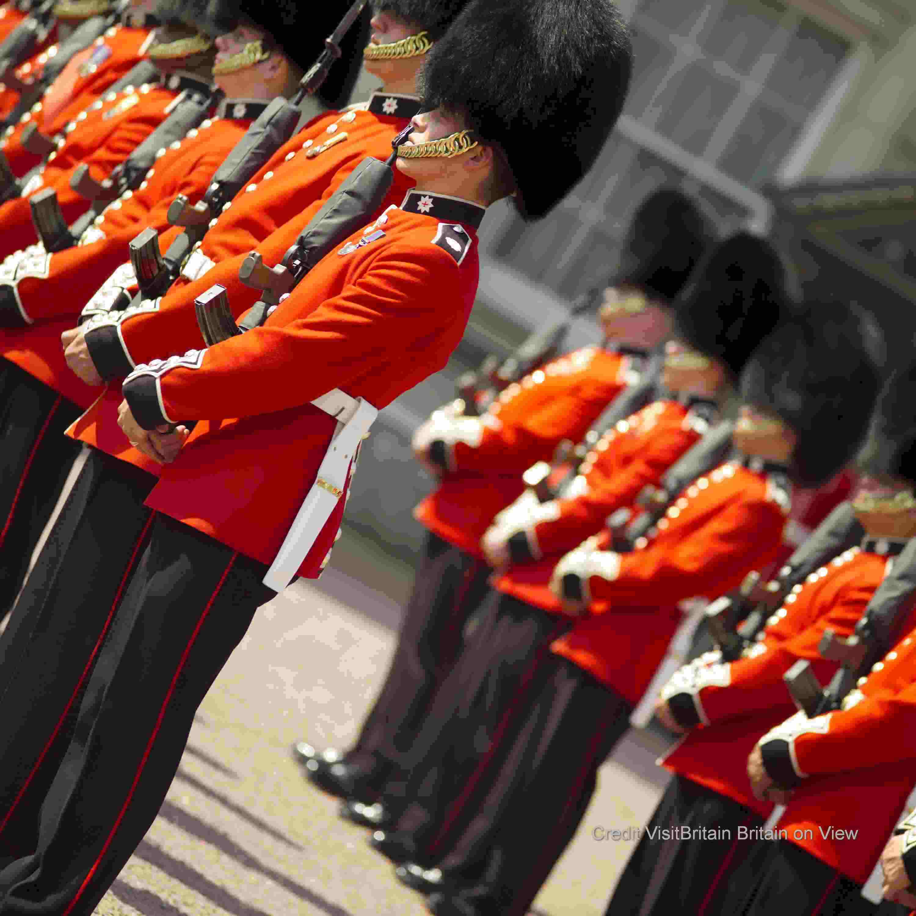 The Queen's Birthday Parade and the Royal Opera House- 9 to 15 June 2016